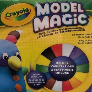 NWT. Model magic two pack crayola